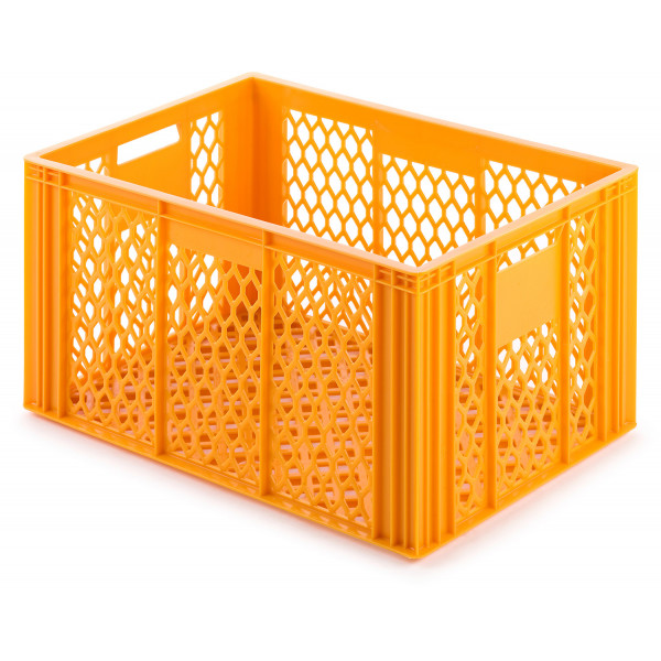 Brotkasten orange 60 x 40 x 35 cm