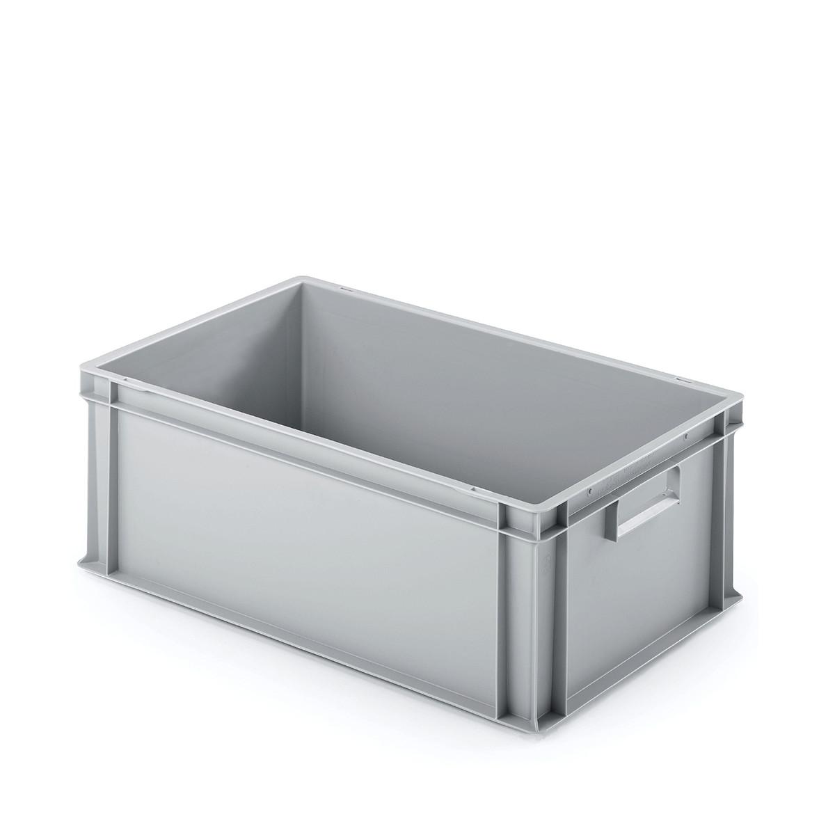 unista lagerboxen 60 x 40 x 22 cm schattec technischer. Black Bedroom Furniture Sets. Home Design Ideas