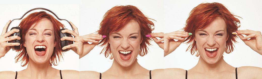 Hier können Sie Gehörschutz und Ohrenstöpsel kaufen
