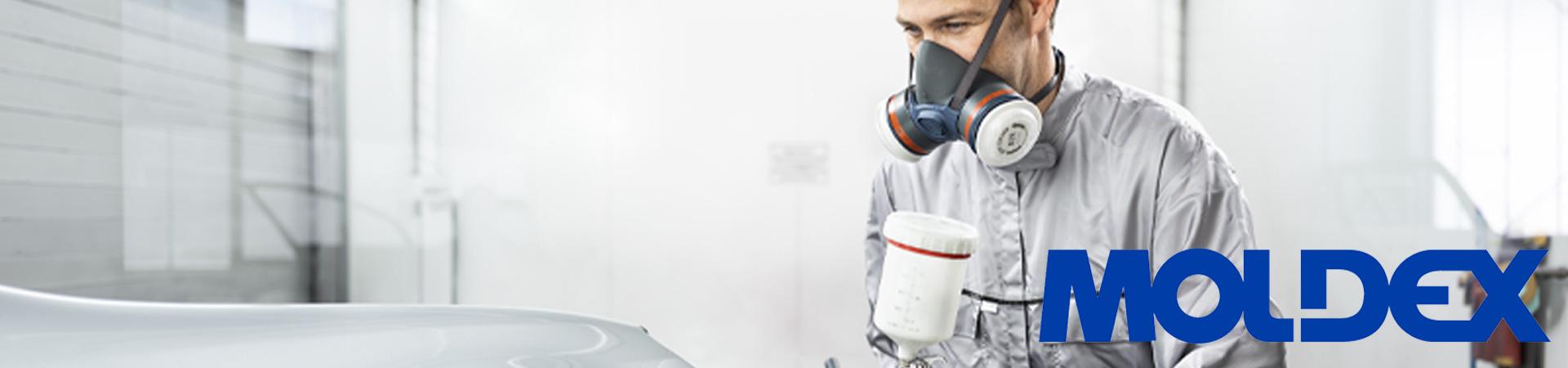 Atemschutzmasken , Für Handwerk und Industrie