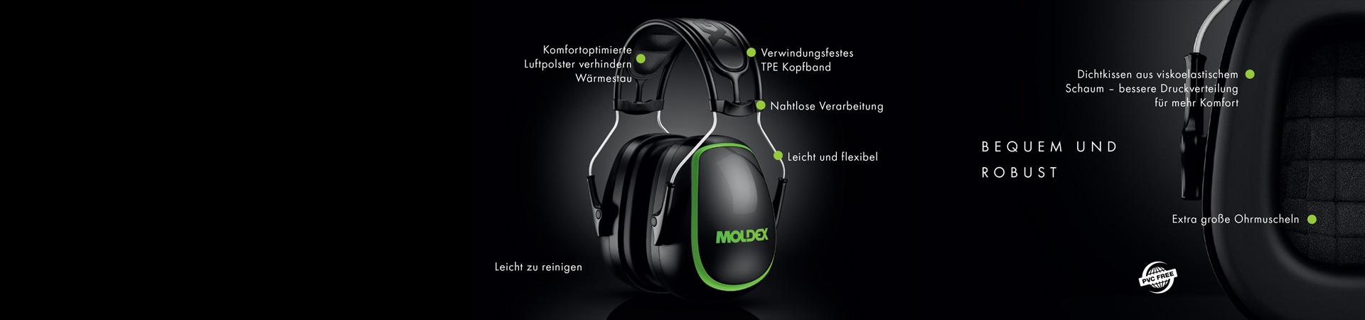 M5 Bügel Moldex
